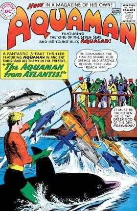 Aquaman (1962-) #3
