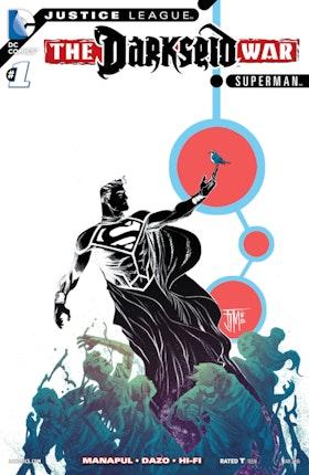 Justice League: Darkseid War: Superman #1
