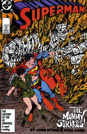 Superman (1986-) #5