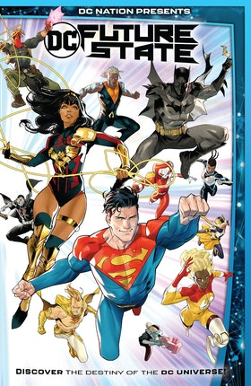 DC Nation Presents DC: Future State #1