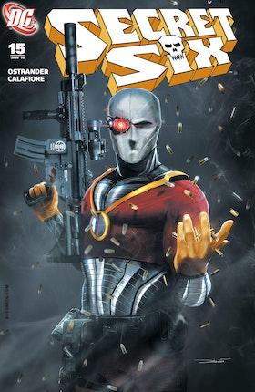 Secret Six (2008-) #15