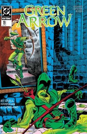 Green Arrow (1987-) #19