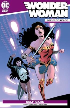 Wonder Woman: Agent of Peace #15