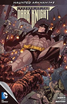 Legends of the Dark Knight #19