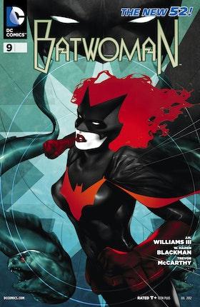 Batwoman (2011-) #9