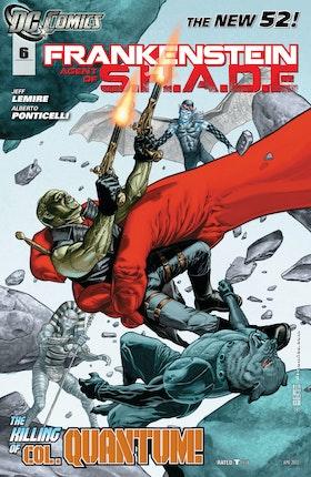 Frankenstein, Agent of SHADE #6