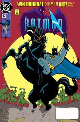 The Batman Adventures #17
