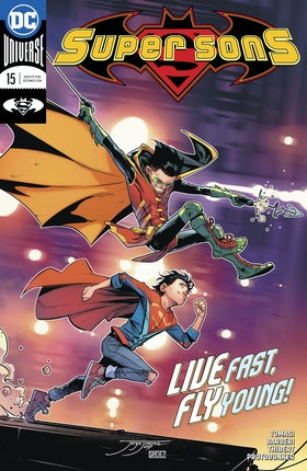 Super Sons (2017-) #15
