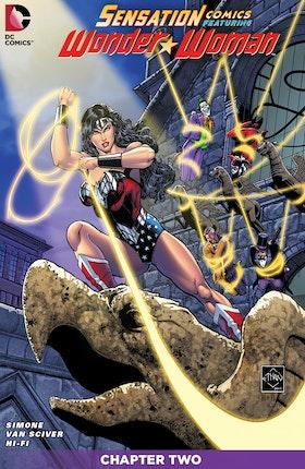 Sensation Comics Featuring Wonder Woman #2