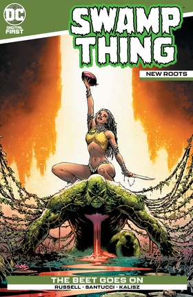 Swamp Thing: New Roots #1