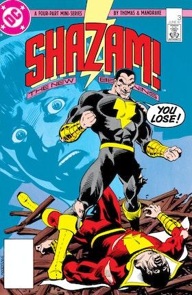 Shazam! The New Beginning #3