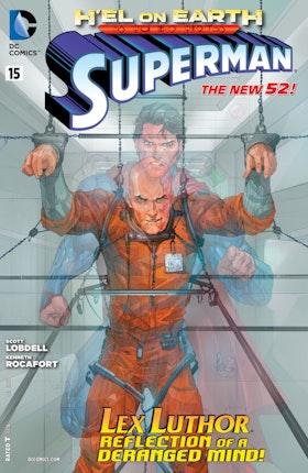 Superman (2011-) #15