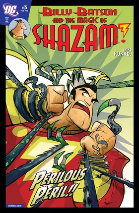 Billy Batson & the Magic of Shazam! #3