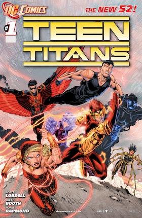 Teen Titans (2011-) #1