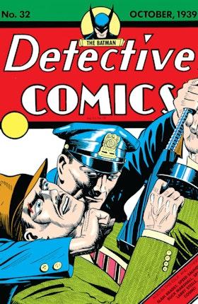 Detective Comics (1937-) #32