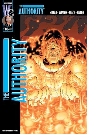 The Authority (1999-) #18