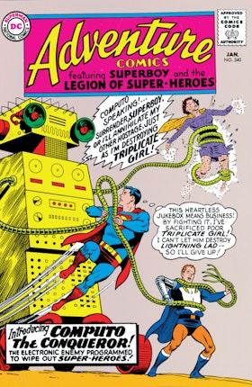 Adventure Comics (1938-) #340