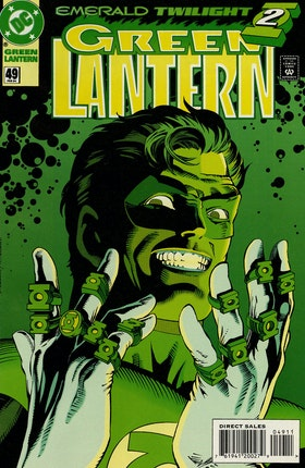 Green Lantern (1990-) #49