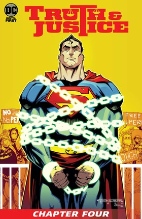 Truth & Justice #4