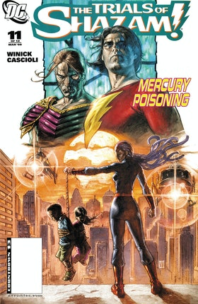 Trials of Shazam #11