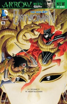 Batwoman (2011-) #16