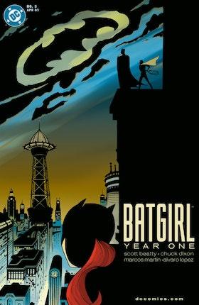 Batgirl Year One #3