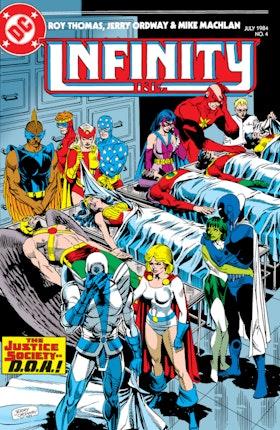 Infinity, Inc. (1984-) #4