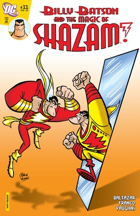 Billy Batson & the Magic of Shazam! #11