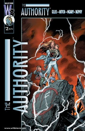 The Authority (1999-) #2