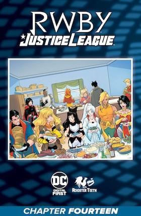 RWBY/Justice League #14