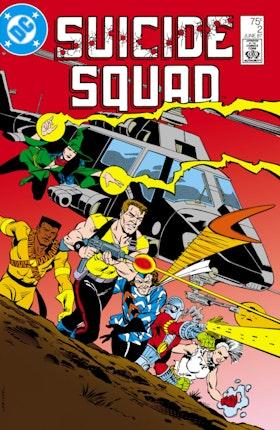 Suicide Squad (1987-) #2