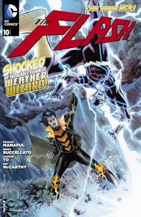Flash (2011-) #10