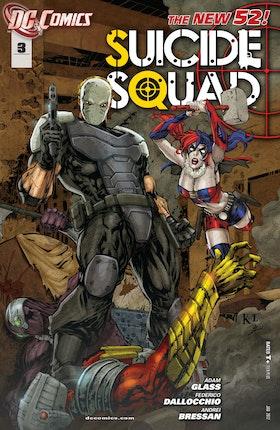 Suicide Squad (2011-) #3