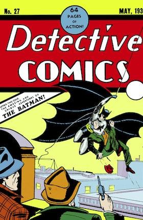 Detective Comics (1937-) #27