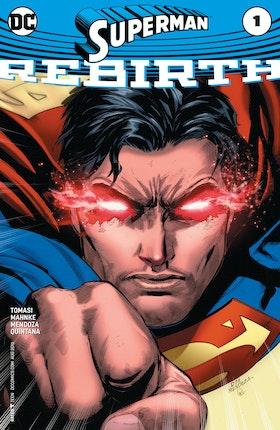 Superman: Rebirth (2016-) #1