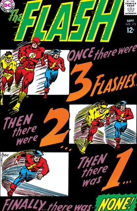 The Flash (1959-) #173