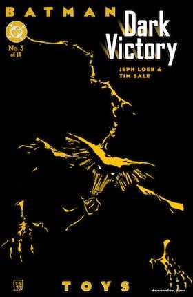 Batman: Dark Victory #3
