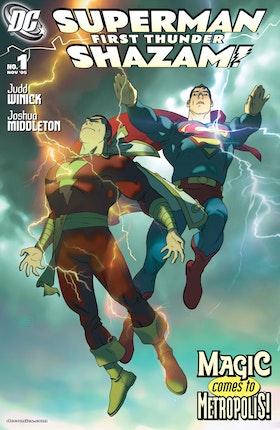 Superman/Shazam!: First Thunder #1