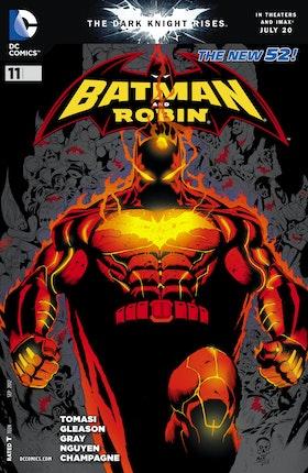 Batman and Robin (2011-) #11