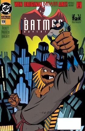 The Batman Adventures #19