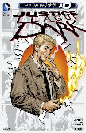 Justice League Dark (2011-) #0