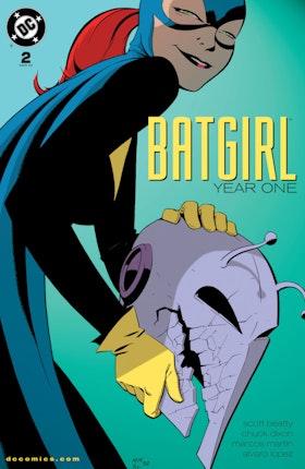 Batgirl Year One #2