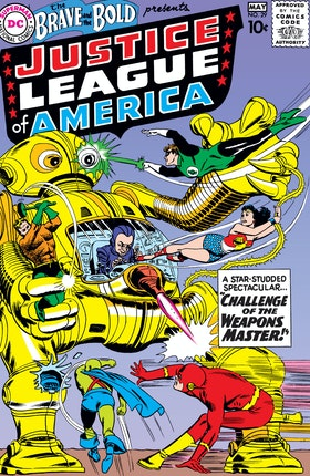 The Brave and the Bold (1955-) #29