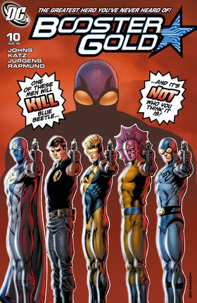 Booster Gold (2007-) #10