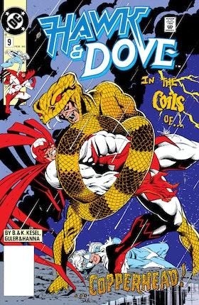 Hawk & Dove (1989-) #9