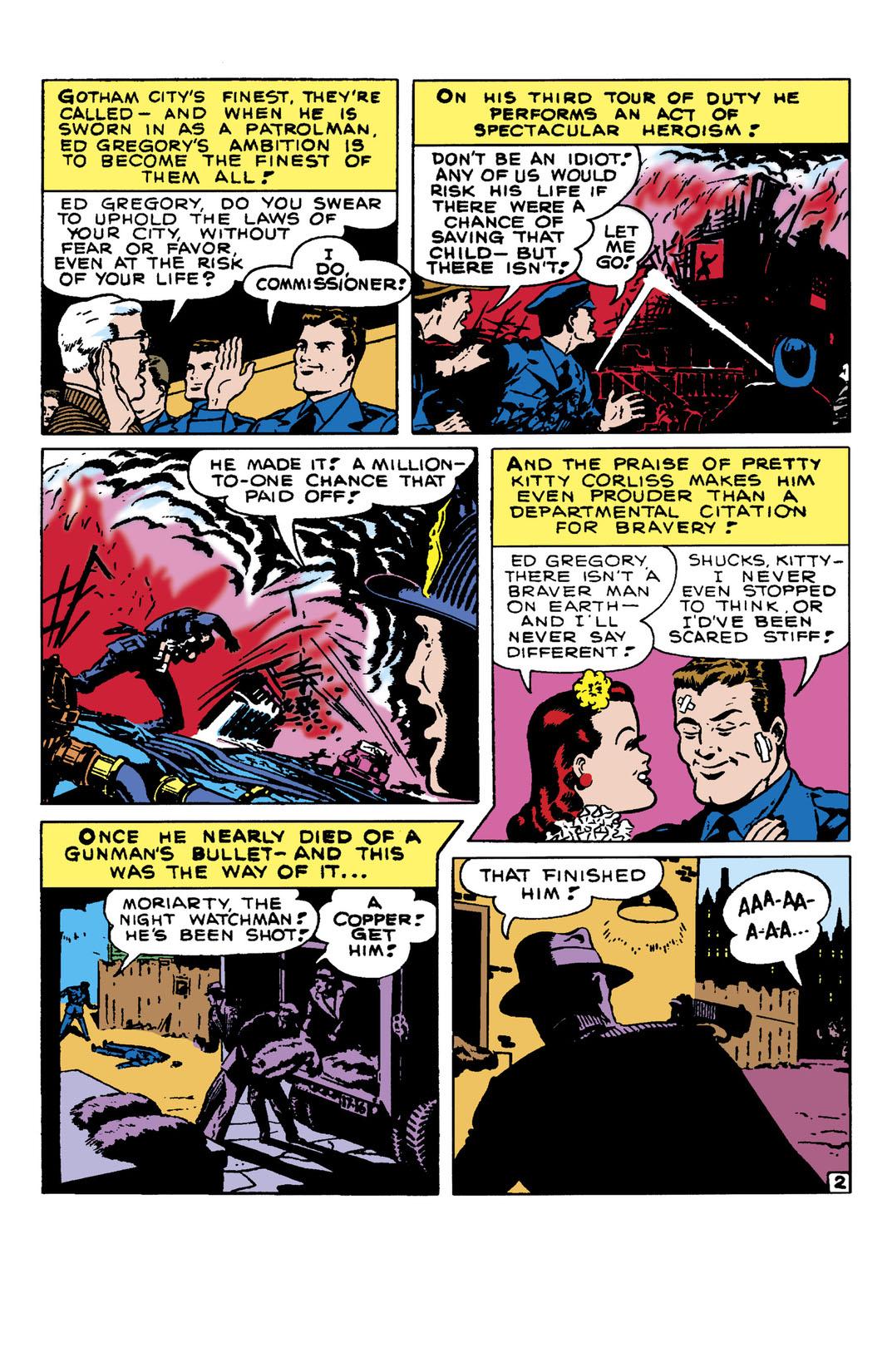 Read Detective Comics (1937-) #108 on DC Universe