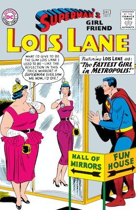 Superman's Girl Friend Lois Lane #5