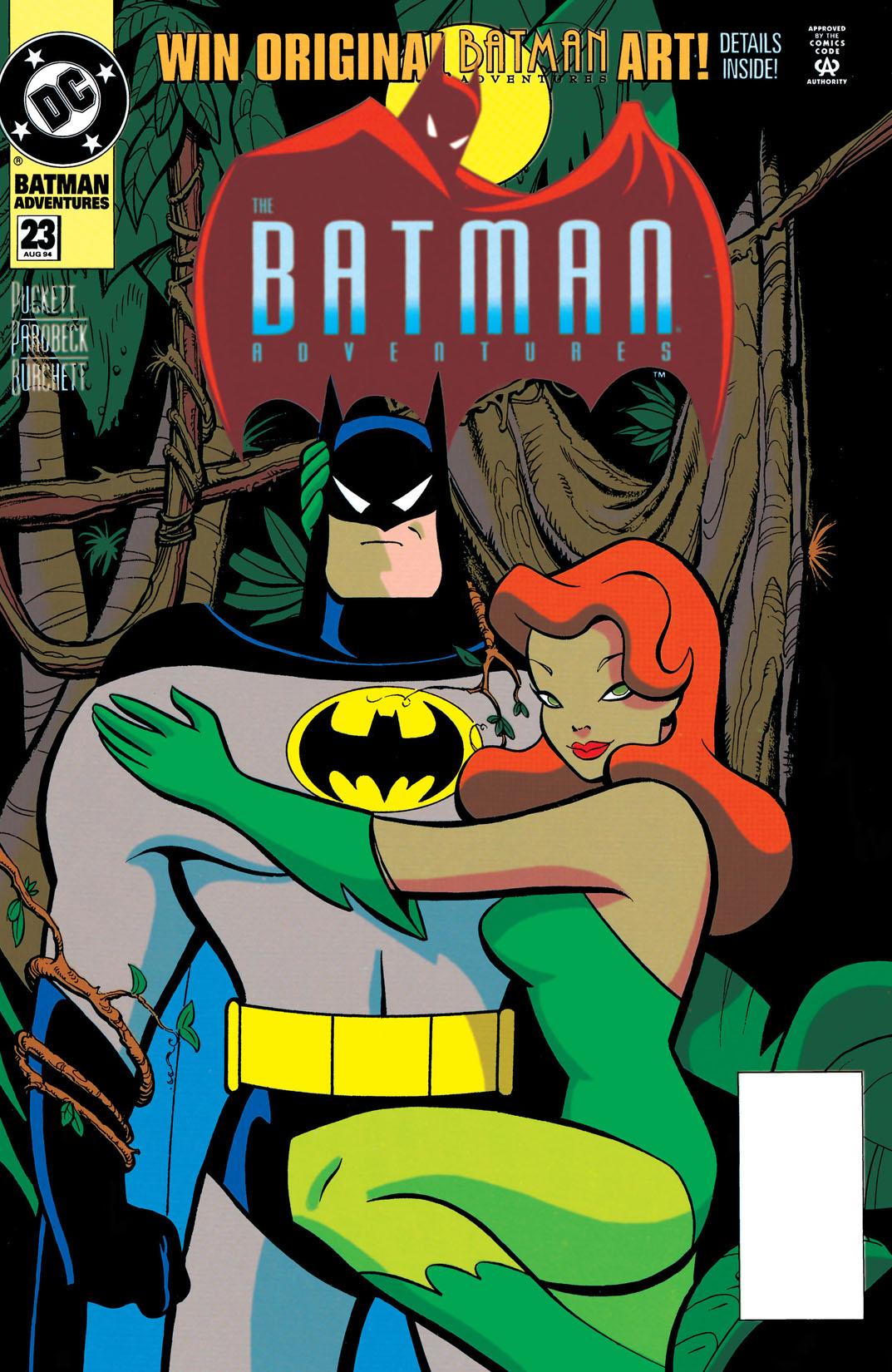 read the batman adventures 1992 23 on dc universe. Black Bedroom Furniture Sets. Home Design Ideas