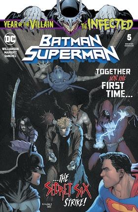 Batman/Superman (2019-) #5