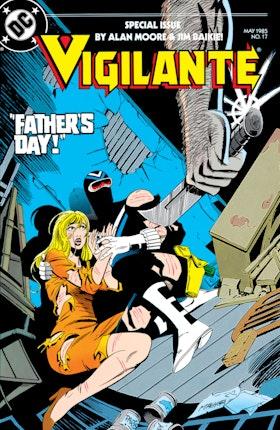 The Vigilante #17